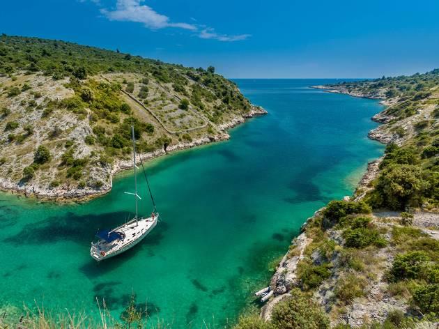 Croatia, sailing, sea, sailboat, adriatic, more, jadran