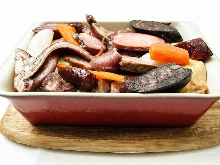 Cinco sítios para comer cozido à portuguesa no Porto