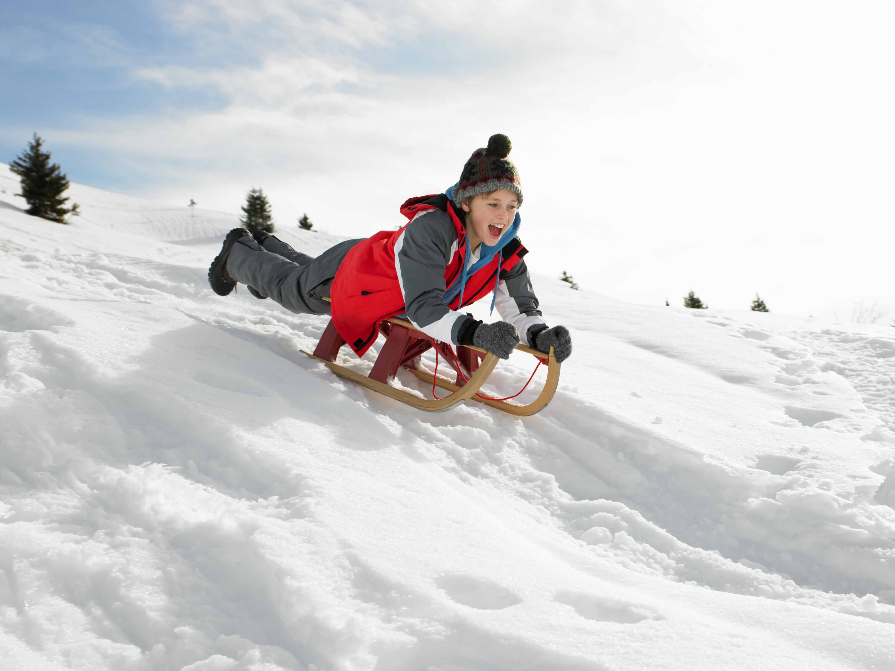 12 Sledding Hills in Chicago For Winter Fun