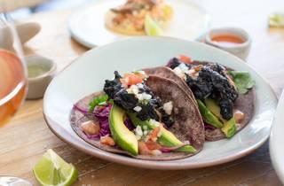 Tacos at Calita