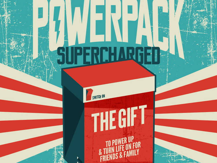 Pure Power Pack Supercharged
