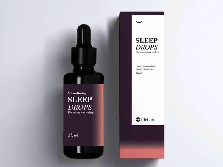 LifeHub Sleep Drops