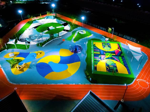 Tokyo Sports Playground, Toyosu