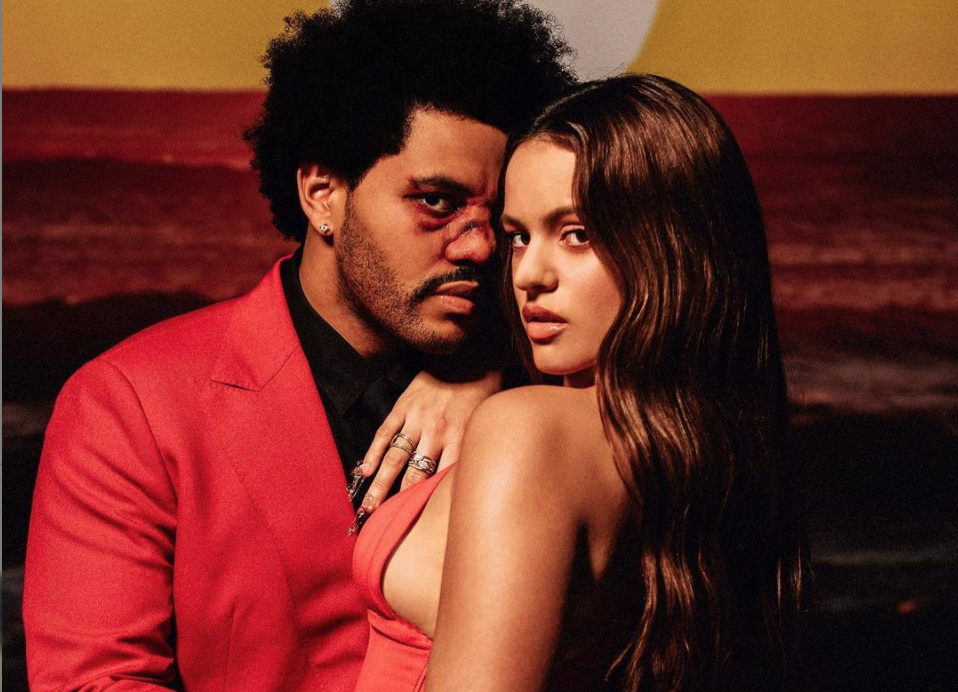 Tres argumentos a favor y (uno en contra) del 'Blinding lights' de The Weeknd y Rosalía