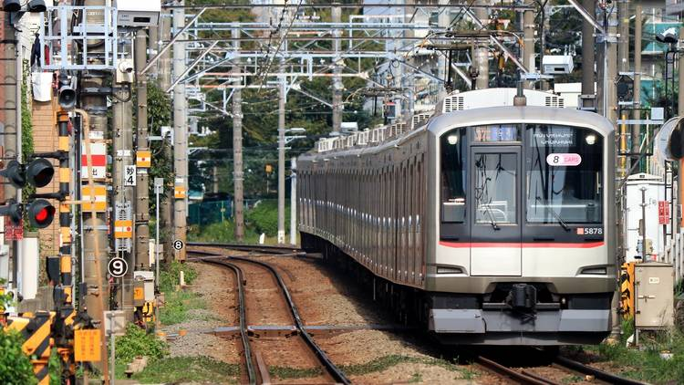 AC Photo/東急東横線