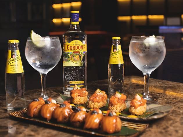Gordon's y Schweppes te invitan a un gin tonic en el barrio