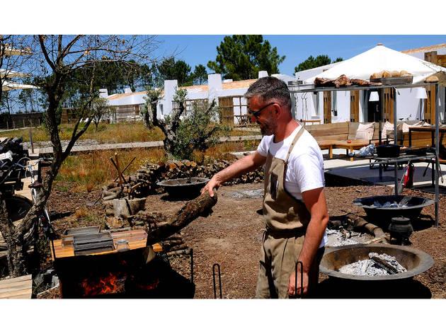 Chef, Alexandre Silva, Craveiral Farmhouse