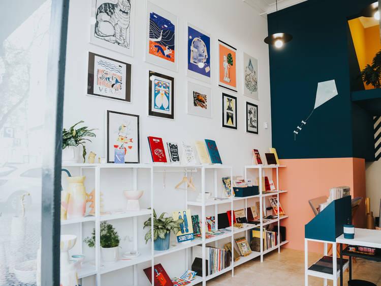 Lojas e galerias em Lisboa para comprar ilustrações
