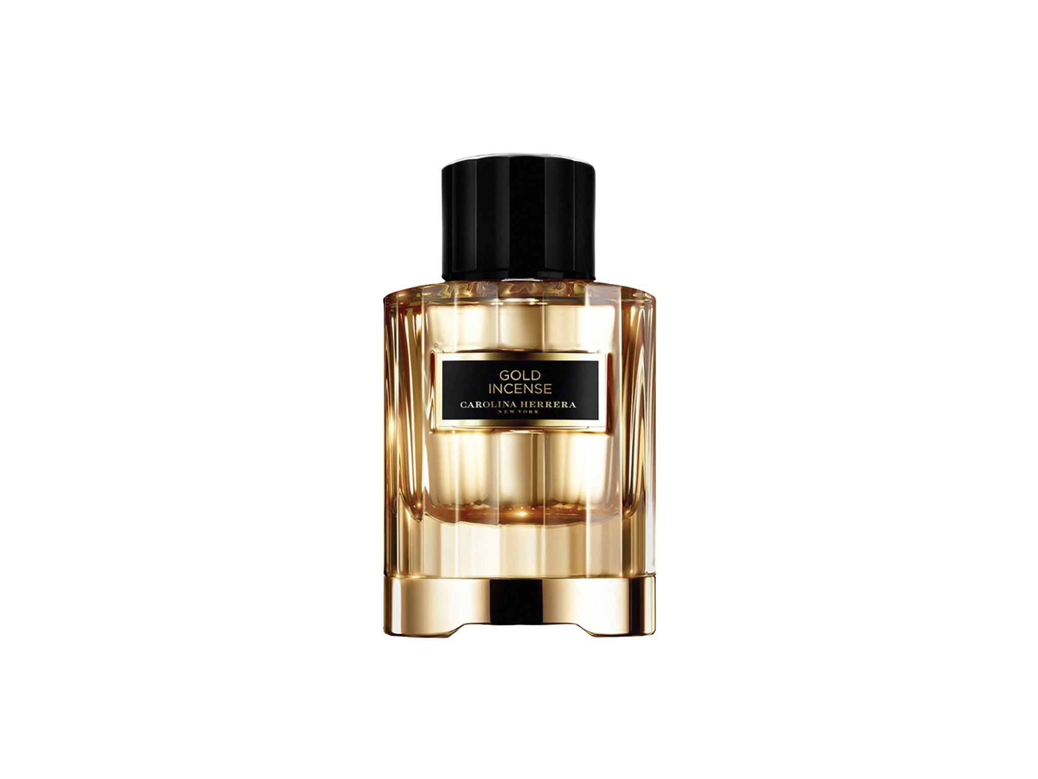 Perfumes, Gold Incense, Carolina Herrera