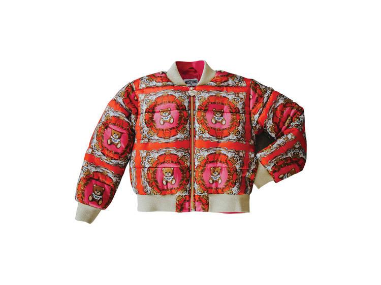 Blusão de criança Moschino, Smalls Kids Fashion Gallery