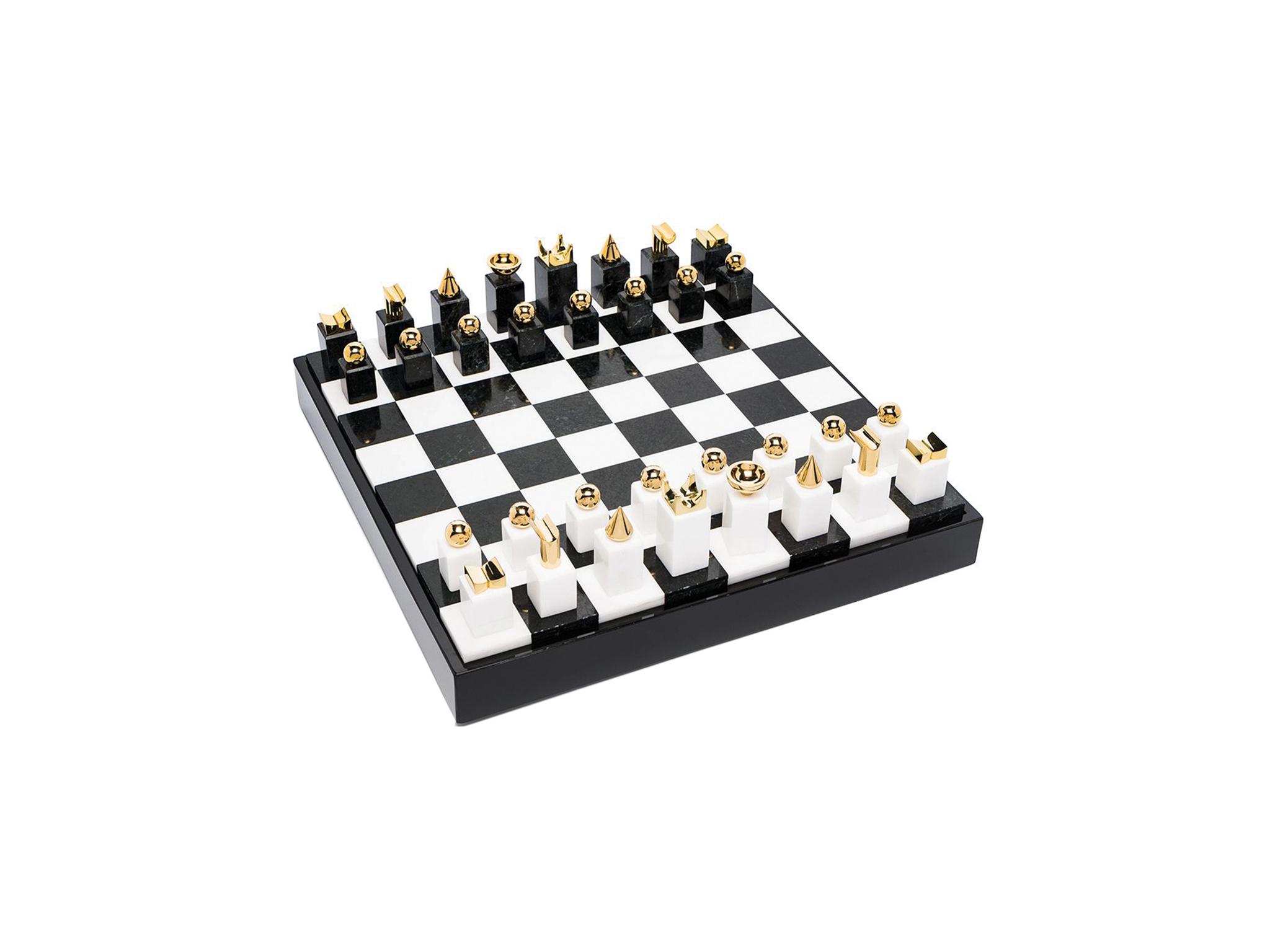Jogos, Design, Tabuleiro de Xadrez, L'Objet