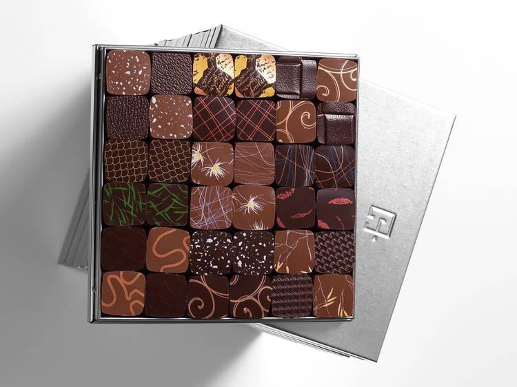 Les chocolats exquis de Jacques Genin (3e et 7e)
