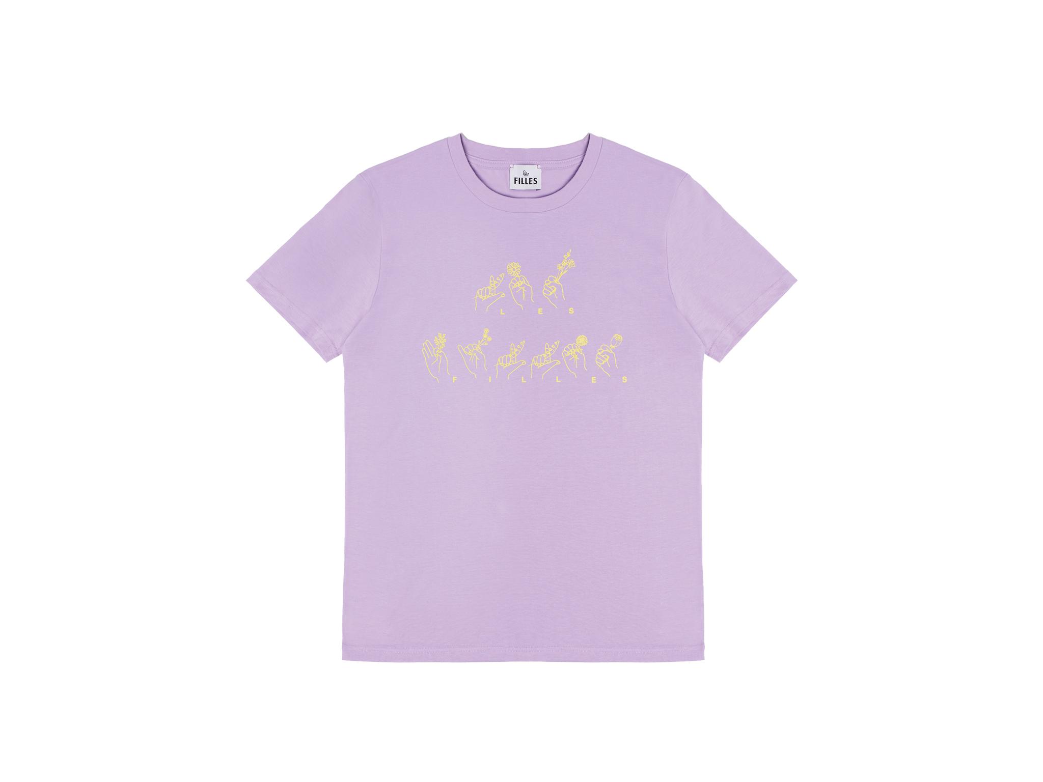 T-Shirt, Les Filles, Bastian