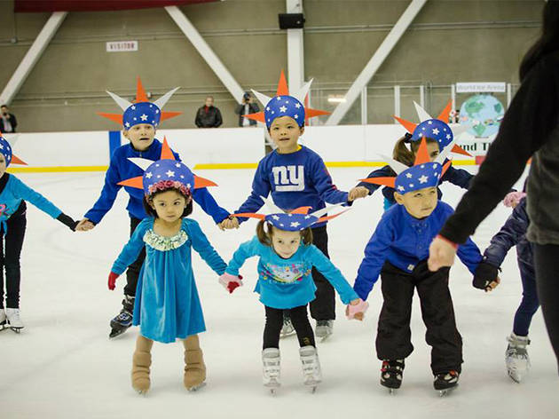 world ice arena