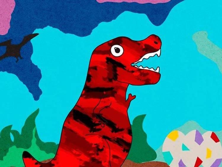 Lucrecia y el canto de los dinosaurios
