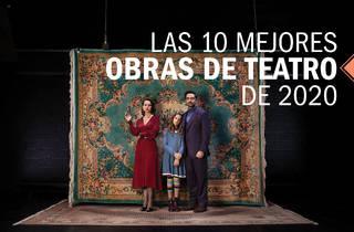 Las 10 mejores obras de teatro de 2020 en la Ciudad de México