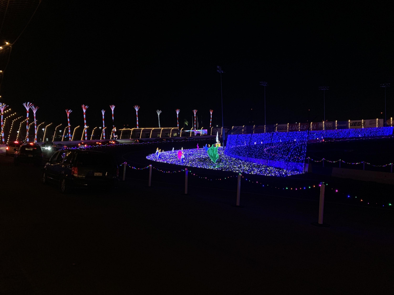Santa's Speedway