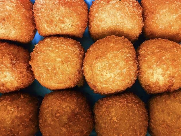 Porto's papas rellenas potato balls