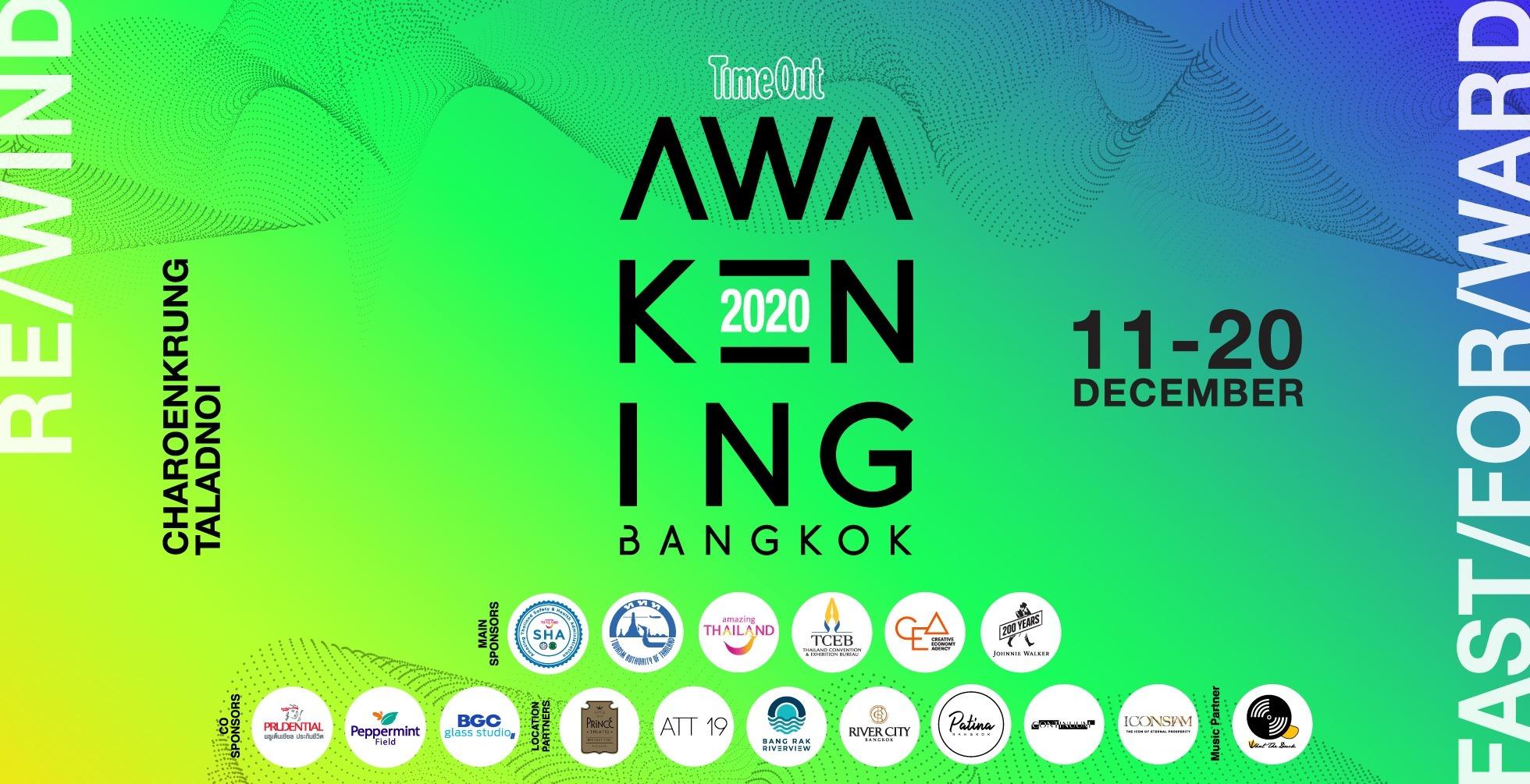 Awakening Bangkok 2020