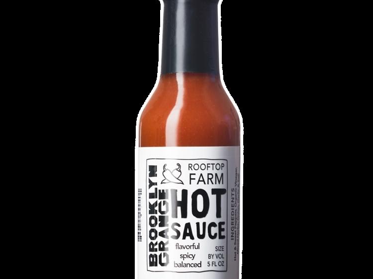 Brooklyn Grange hot sauce