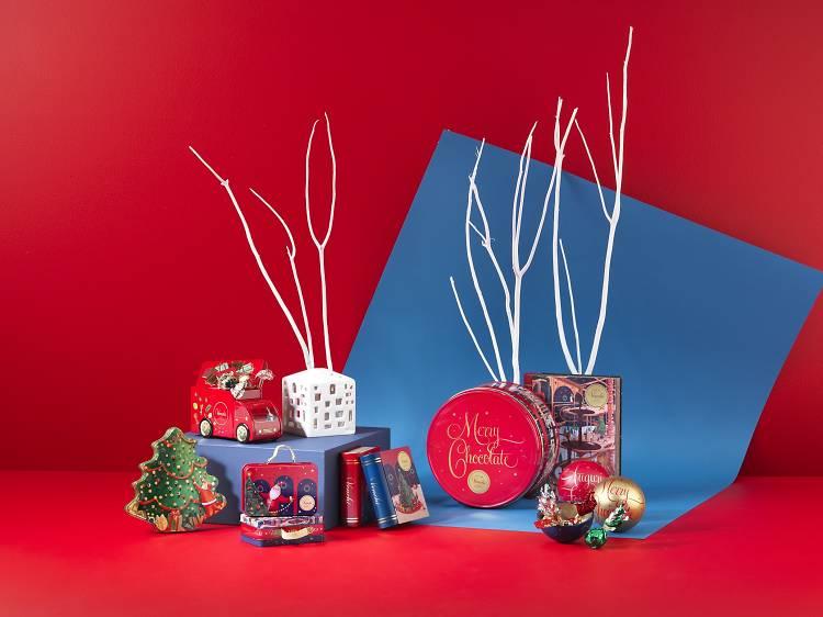 聖誕美食禮物籃推介