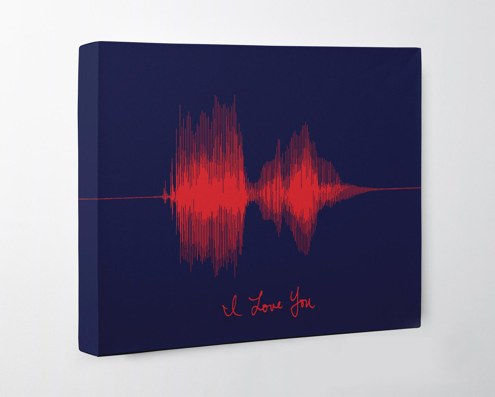 Sound Wave Art Prints