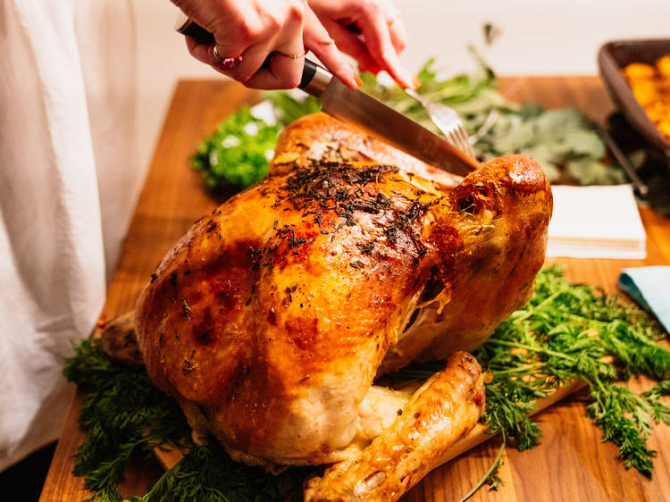 Where to get roast turkey and chicken in Tokyo for Christmas