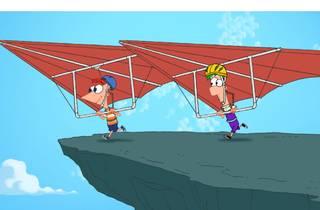 Televisão, Séries, Animação, Infantil, Phineas e Ferb