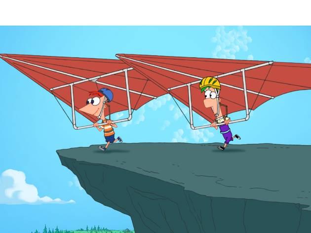 10 curiosidades sobre Phineas y Ferb