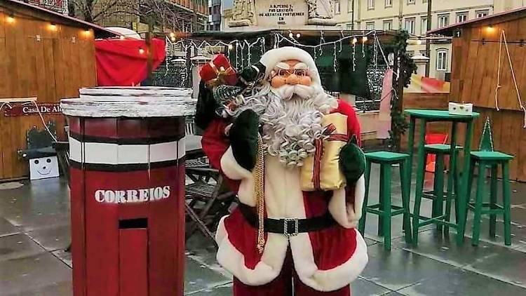 Mercado de Natal do Porto