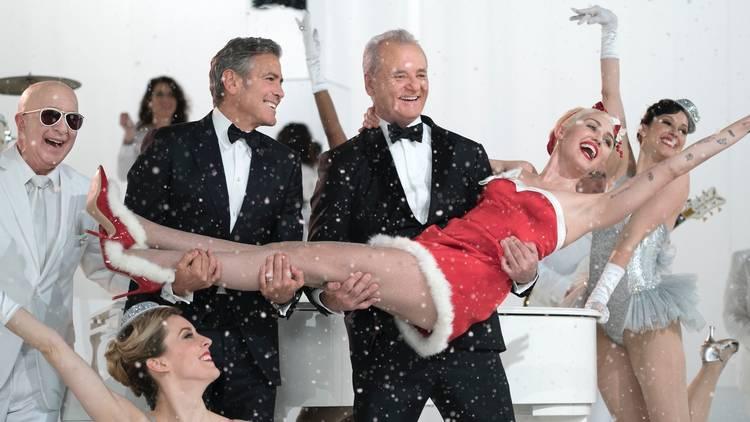 A Very Murray Christmas, película navideña dirigida por Sofia Coppola y protagonizada por Bill Murray