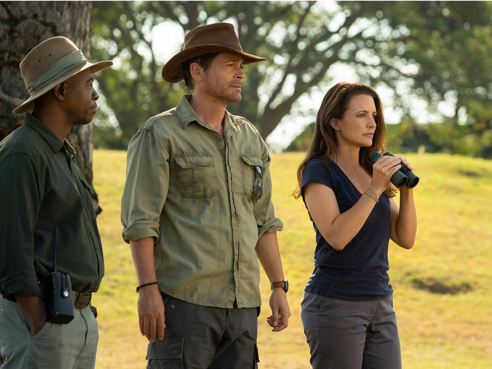 Navidad en África, película protagonizada por Kristin Davis y Rob Lowe