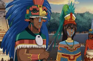 Onyx Equinox, el primer anime sobre culturas mesoamericanas