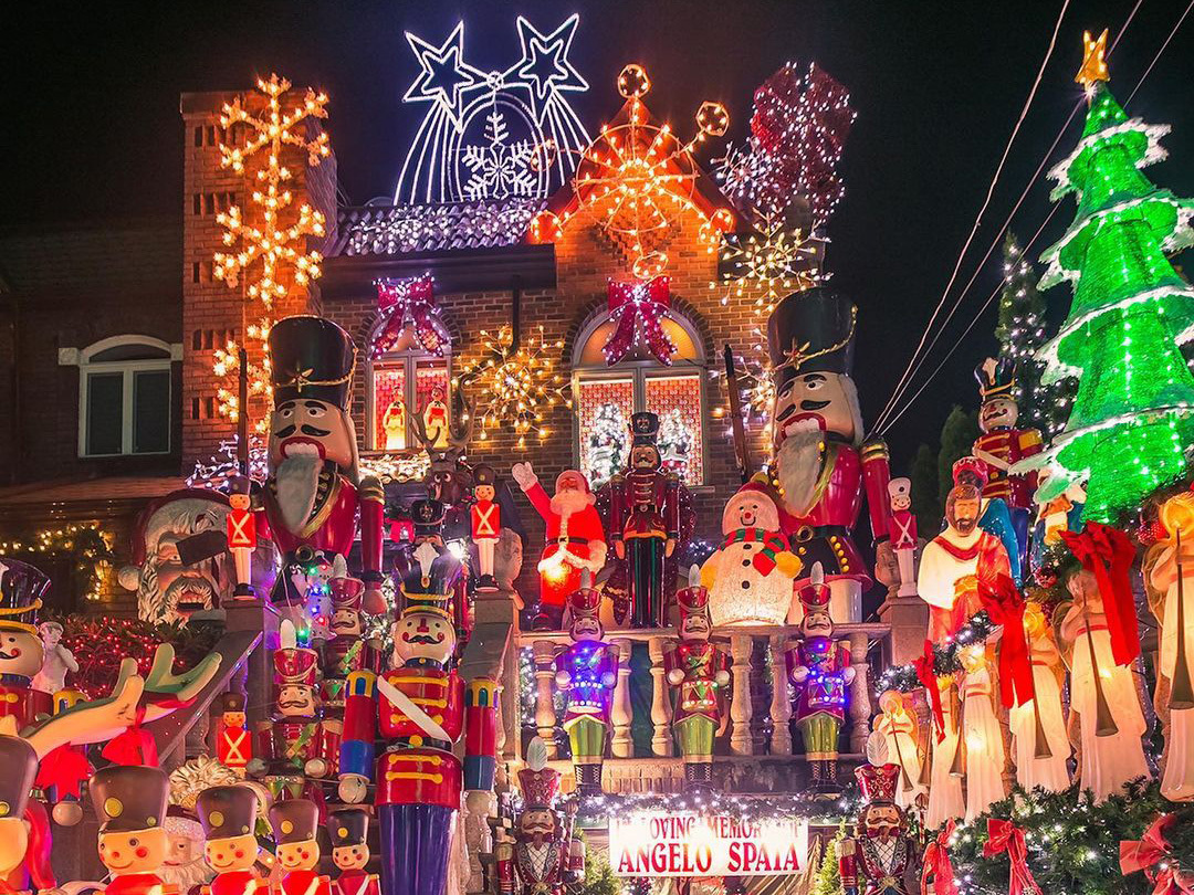 Time Christmas Fair St Marks Islip 2021 Dyker Heights Christmas Lights 10 Amazing Photos