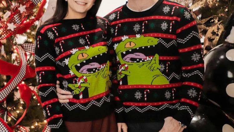 Los ugly sweaters para esta Navidad