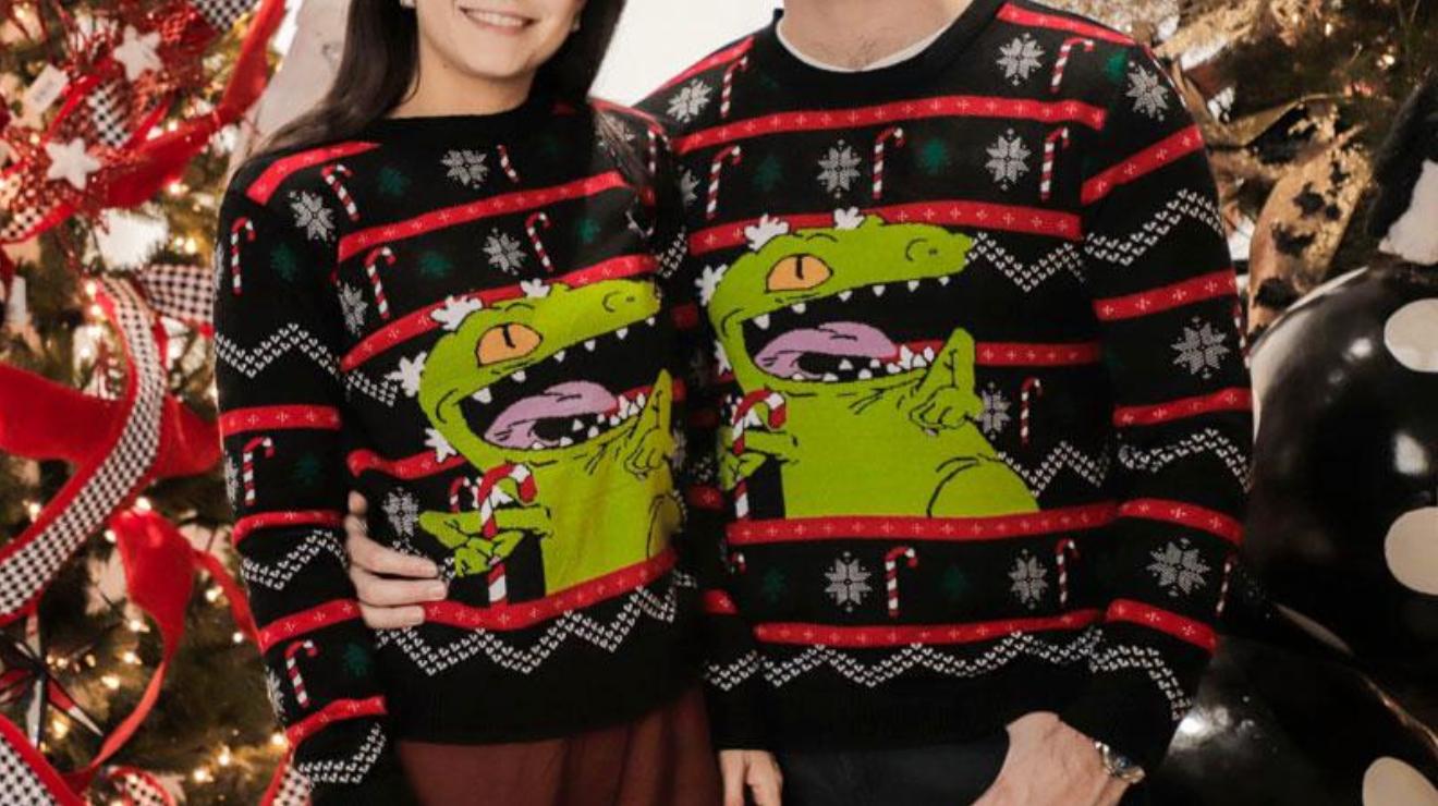 Los ugly sweaters que necesitas para esta Navidad