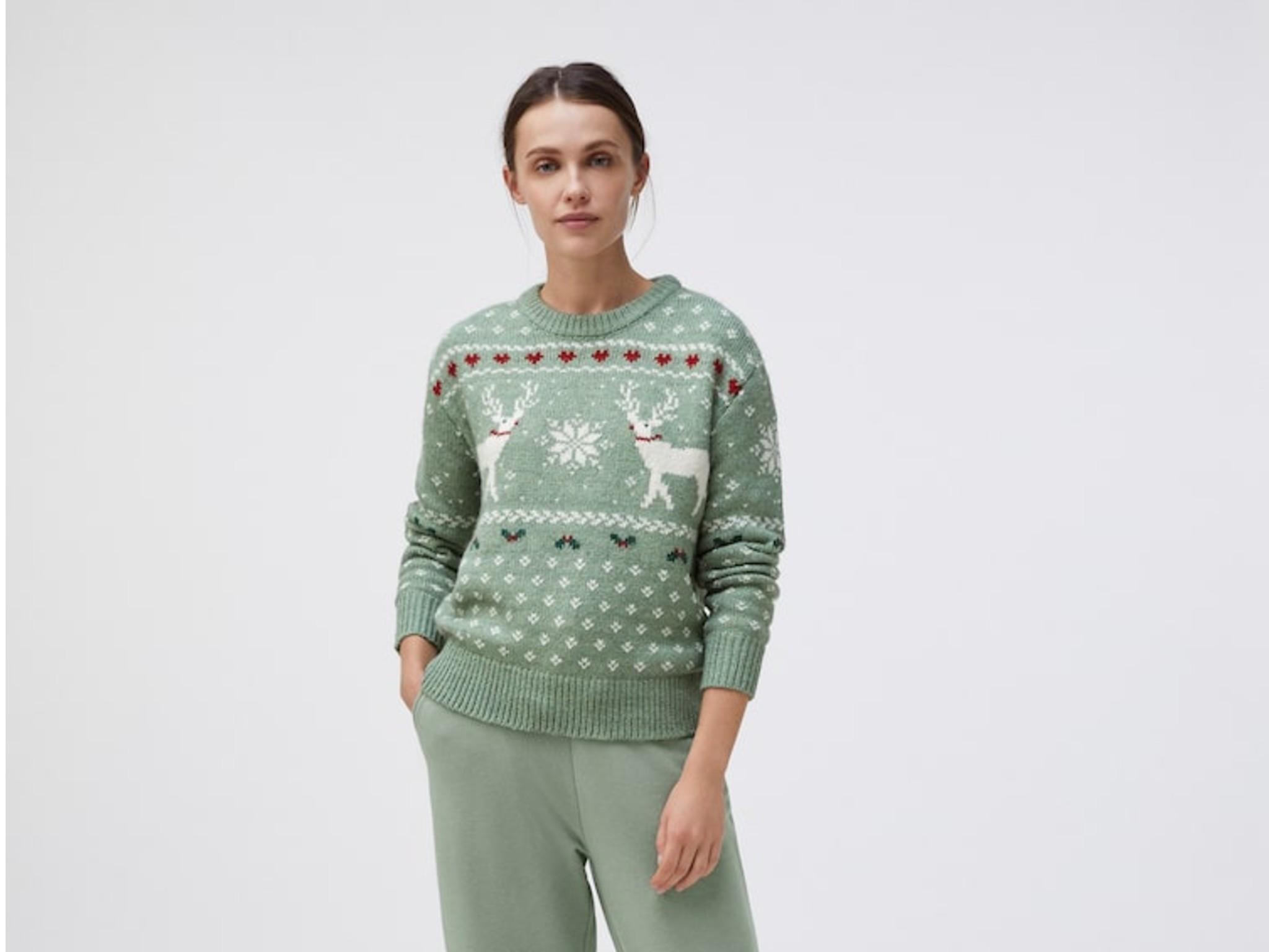 Ugly Sweater Oysho
