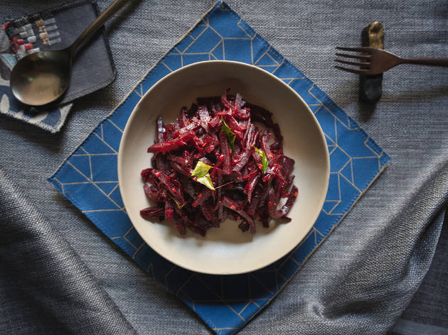 Beetroot Curry from Kotuwa