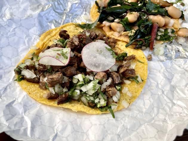 Ditroit tacos by Enrique Olvera
