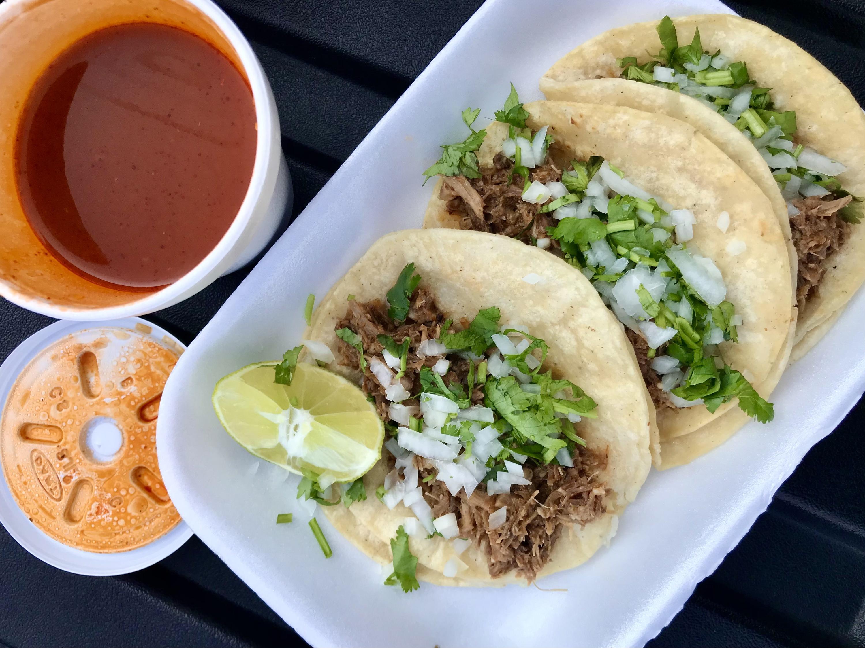 Birria El Jalisciense birria tacos