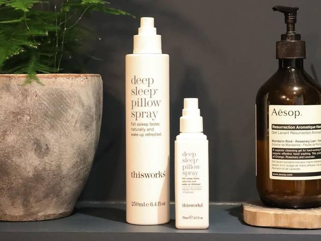 Deep Sleep Pillow Spray from This Works