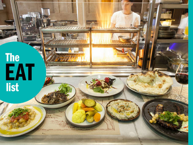 Time Out Eat List - The Barbary