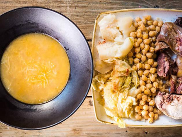 Cocido Restaurante Ponzano