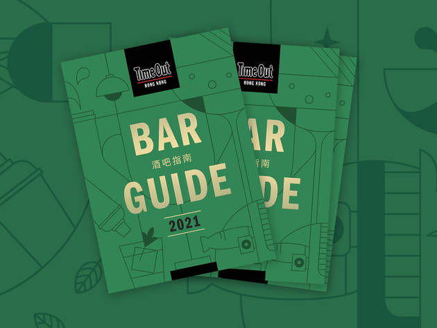 Where to find Time Out Hong Kong's Bar Guide 2021