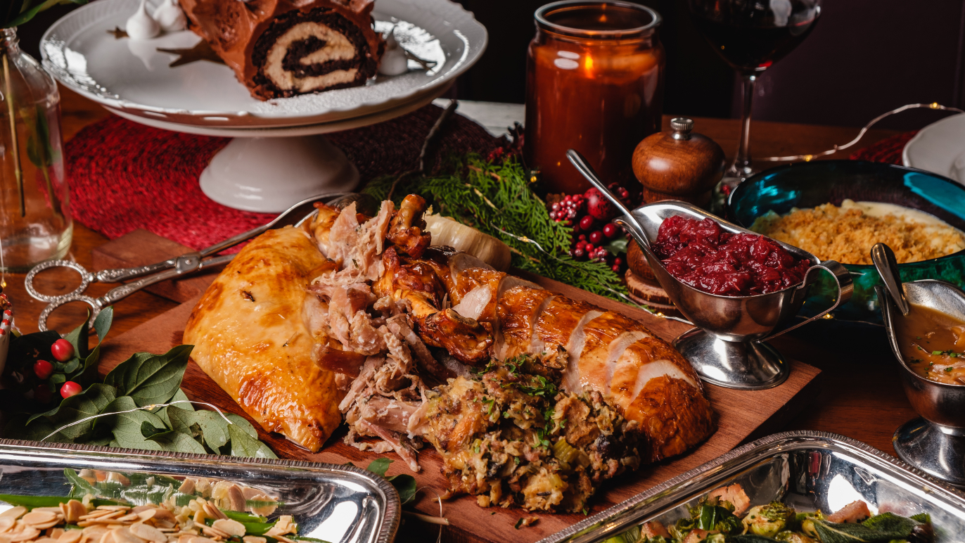The best Christmas takeaway and catering deals in Hong Kong
