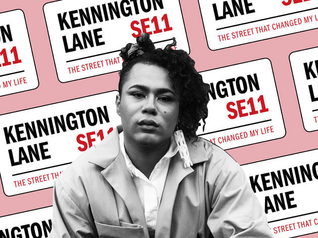 travis alabanza, street that changed my life, RVT