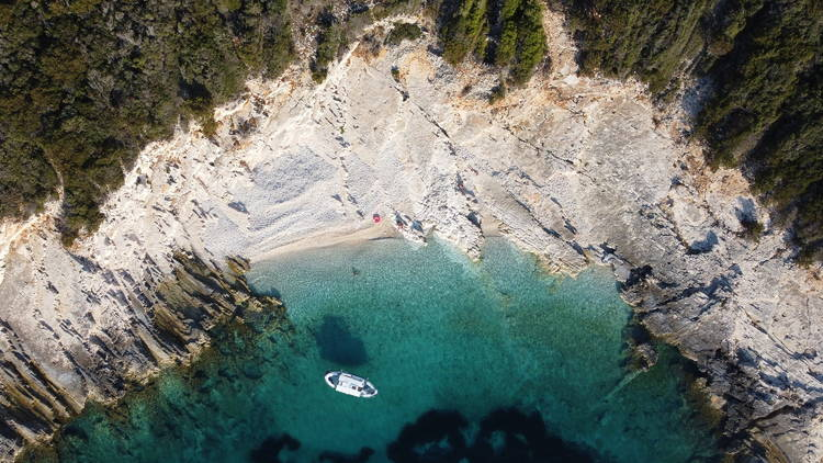 sailing, cove, bay, dalmatia, dalmacija, croatia