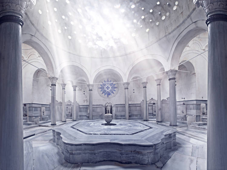 Istanbul's Best Bath and Spas