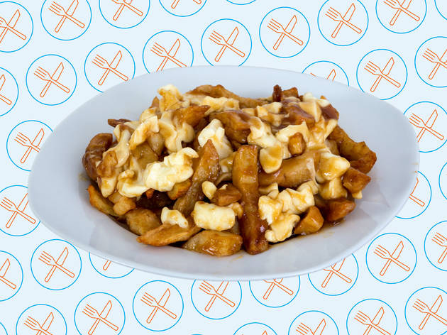 Poutine, Montreal's most iconic dish