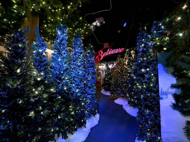 Macy's Santaland Event Details